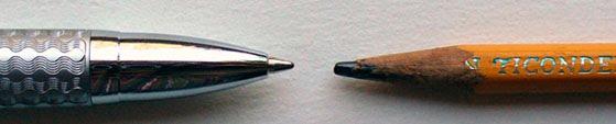 pen-pencil